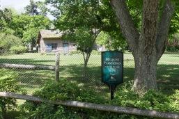 Melrose Plantation Entrance