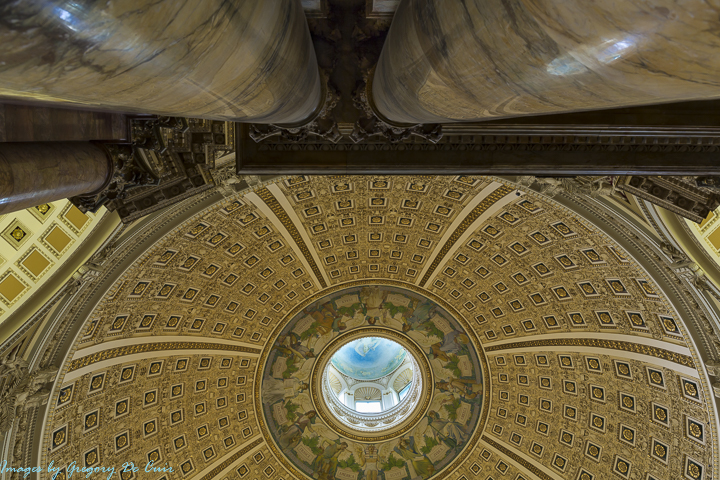 Main Reading Room Dome